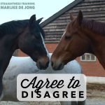 agree to disagree 150x150 What is the difference between the Academic Art Of Riding and...